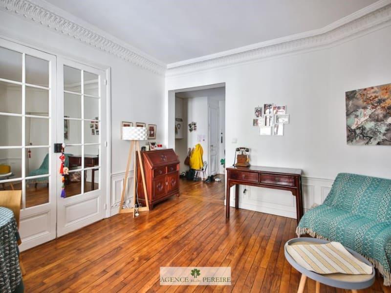 Vente appartement Paris 17ème 845000€ - Photo 3