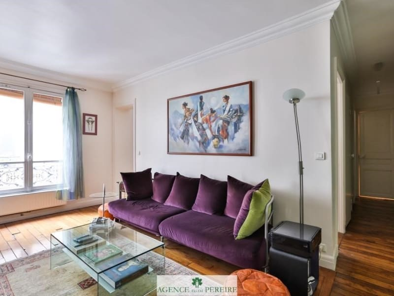 Vente appartement Paris 17ème 652 000€ - Photo 1