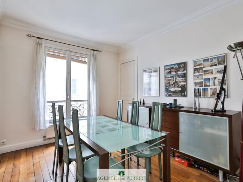 Vente appartement Paris 17ème 652 000€ - Photo 2