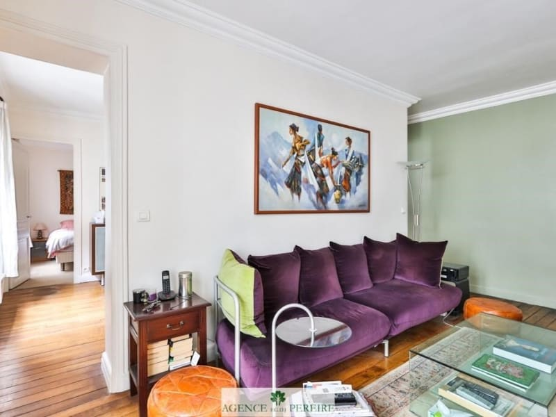Vente appartement Paris 17ème 652 000€ - Photo 4