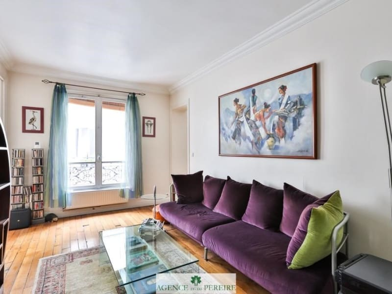 Vente appartement Paris 17ème 652 000€ - Photo 12