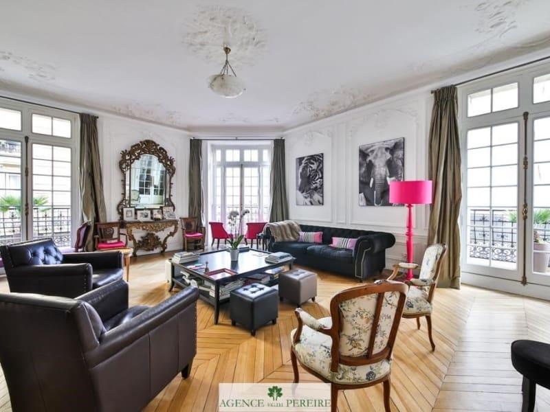 Vente appartement Paris 17ème 2990000€ - Photo 2