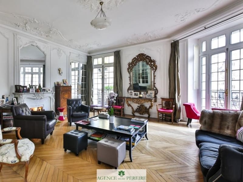 Vente appartement Paris 17ème 2990000€ - Photo 8