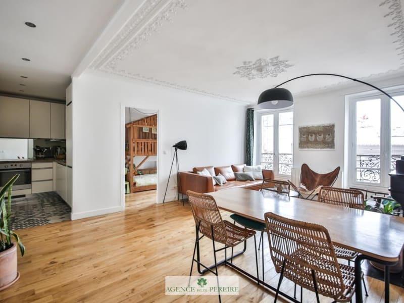 Vente appartement Paris 17ème 724000€ - Photo 1