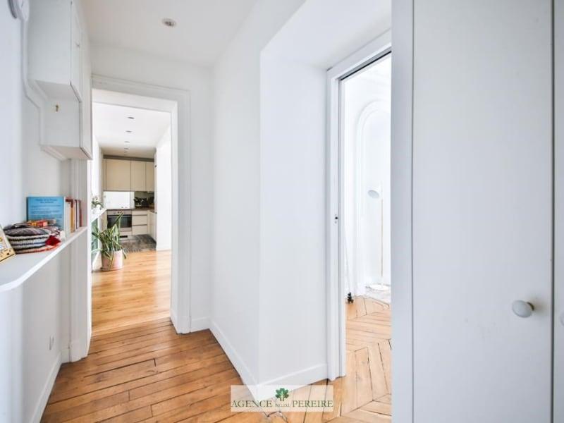 Vente appartement Paris 17ème 724000€ - Photo 4