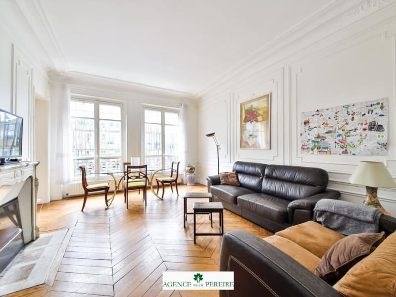 Vente appartement Paris 17ème 1160000€ - Photo 1