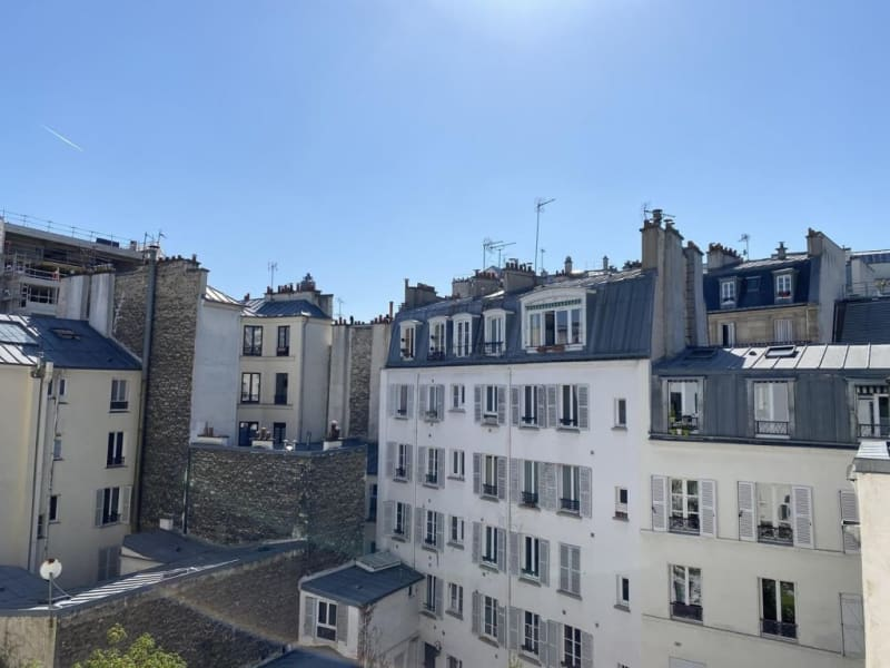 Vente appartement Paris 17ème 570 000€ - Photo 1