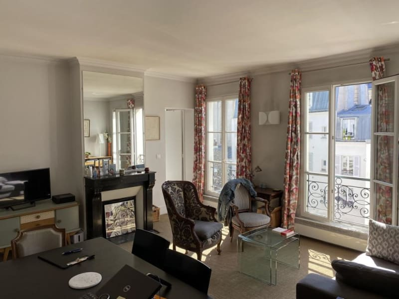 Vente appartement Paris 17ème 570 000€ - Photo 2