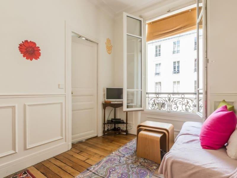 Vente appartement Paris 17ème 448000€ - Photo 2