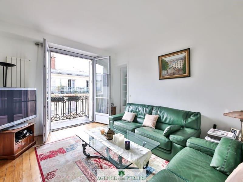 Vente appartement Paris 19ème 725000€ - Photo 2