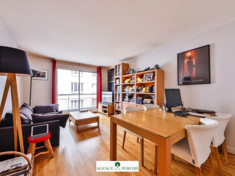 Vente appartement Paris 17ème 797 000€ - Photo 1