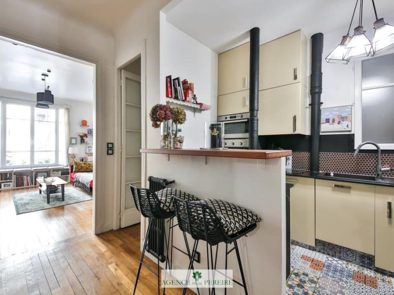 Vente appartement Paris 17ème 1029000€ - Photo 3