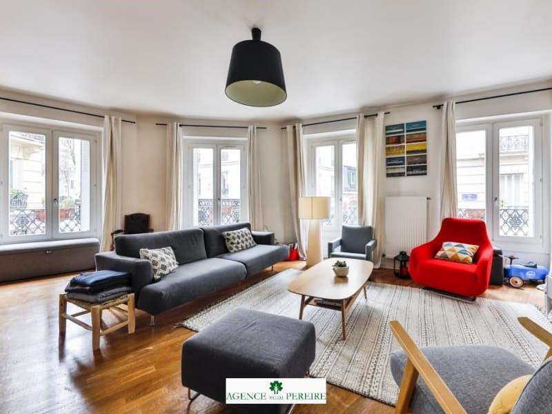 Vente appartement Paris 17ème 1470000€ - Photo 1