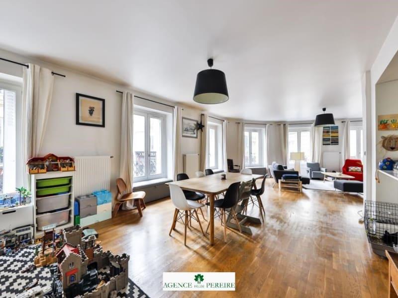 Vente appartement Paris 17ème 1470000€ - Photo 2