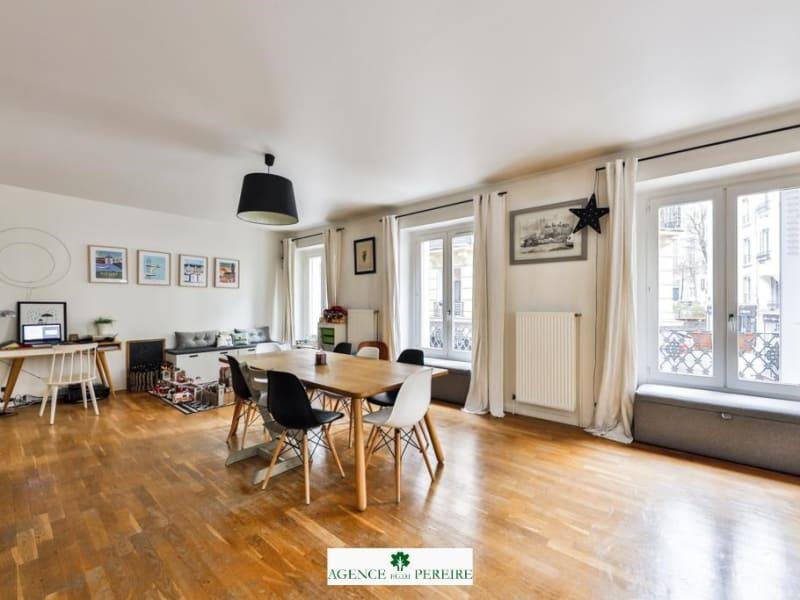 Vente appartement Paris 17ème 1470000€ - Photo 3