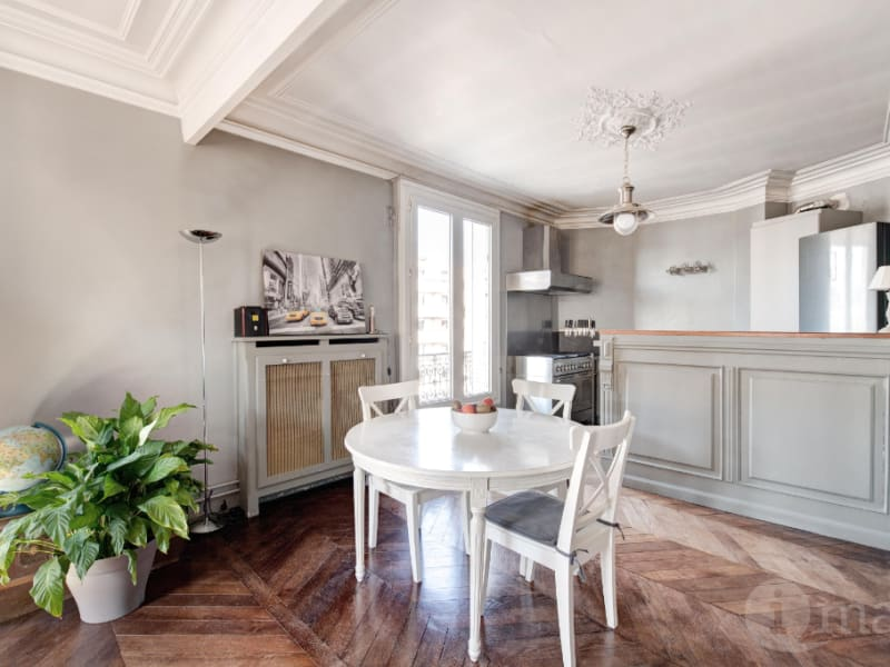Vente appartement Courbevoie 585000€ - Photo 2