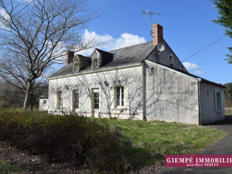 Sale house / villa Jarzé villages 217350€ - Picture 1