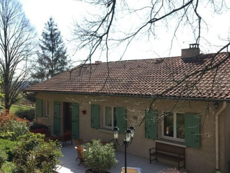 Vente maison / villa Vernioz 424000€ - Photo 1