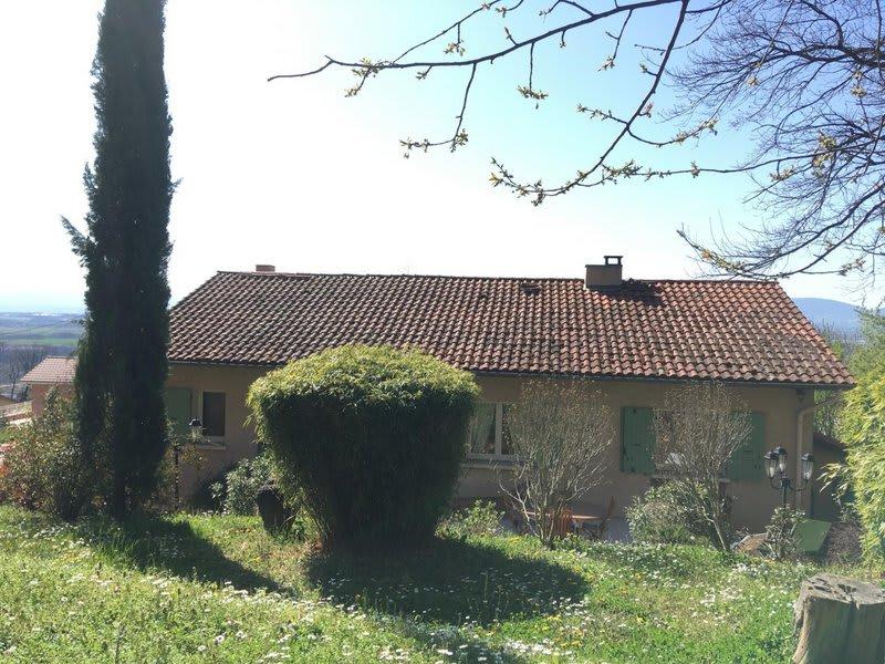 Vente maison / villa Vernioz 424000€ - Photo 3