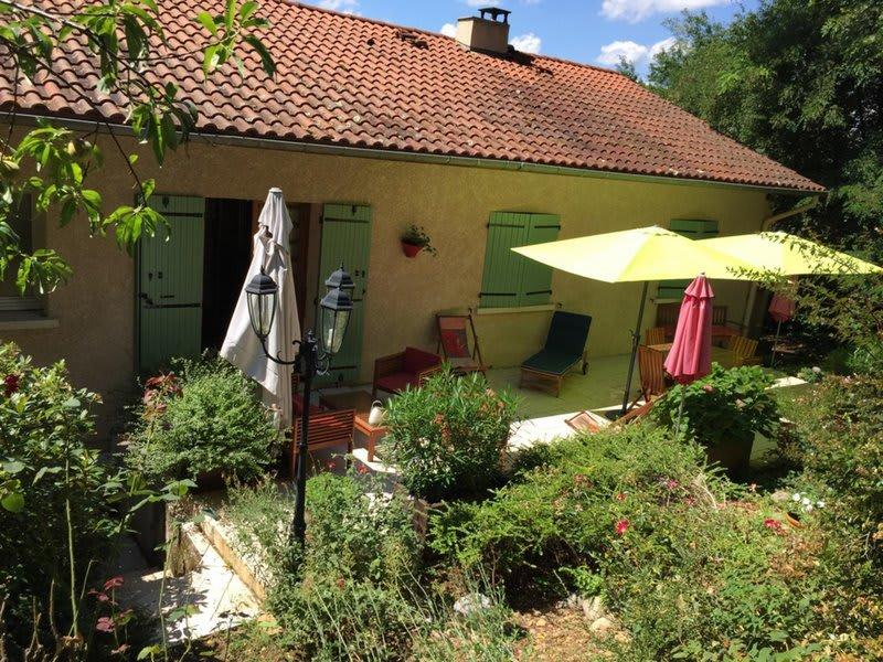 Vente maison / villa Vernioz 424000€ - Photo 4