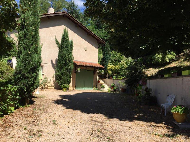 Vente maison / villa Vernioz 424000€ - Photo 9