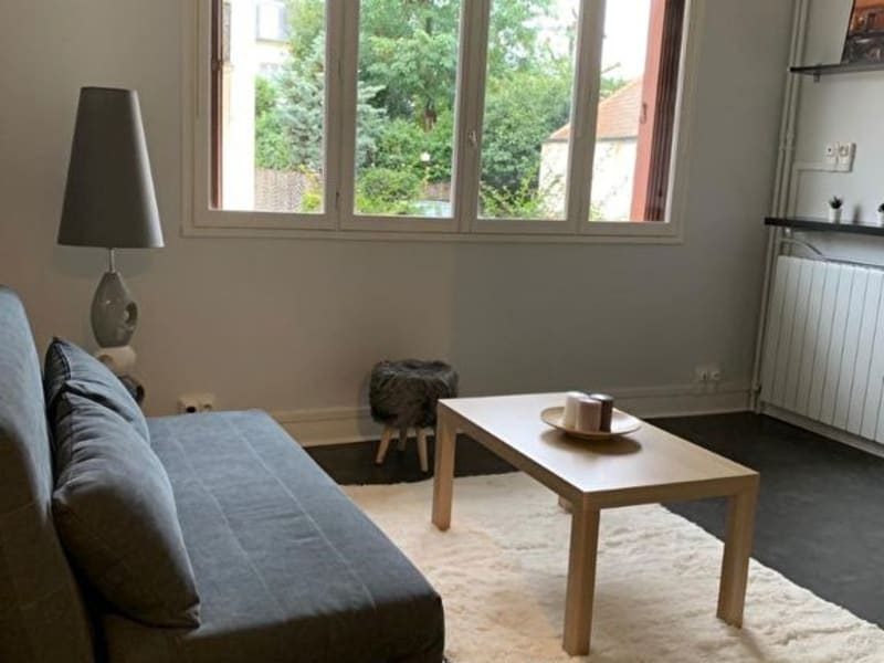 Rental apartment Maisons laffitte 840€ CC - Picture 1