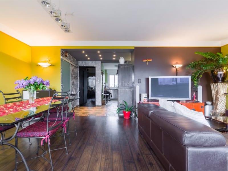 Vente appartement Lyon 4ème 566000€ - Photo 9
