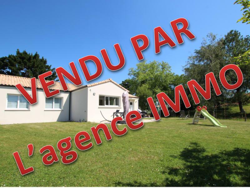 Vente maison / villa Bouaye 424500€ - Photo 1