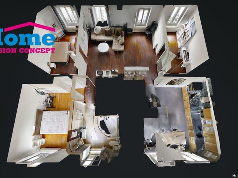 Vente appartement Suresnes 525000€ - Photo 1