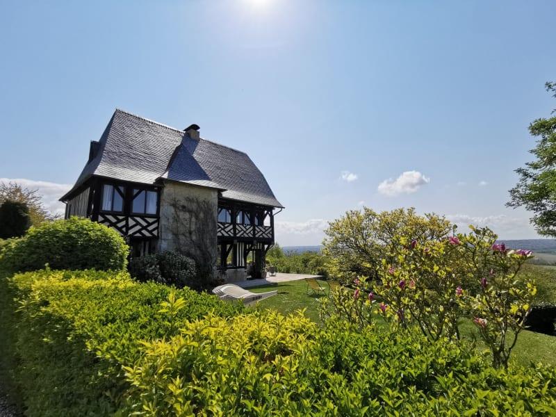 Deluxe sale house / villa Deauville 1378000€ - Picture 1