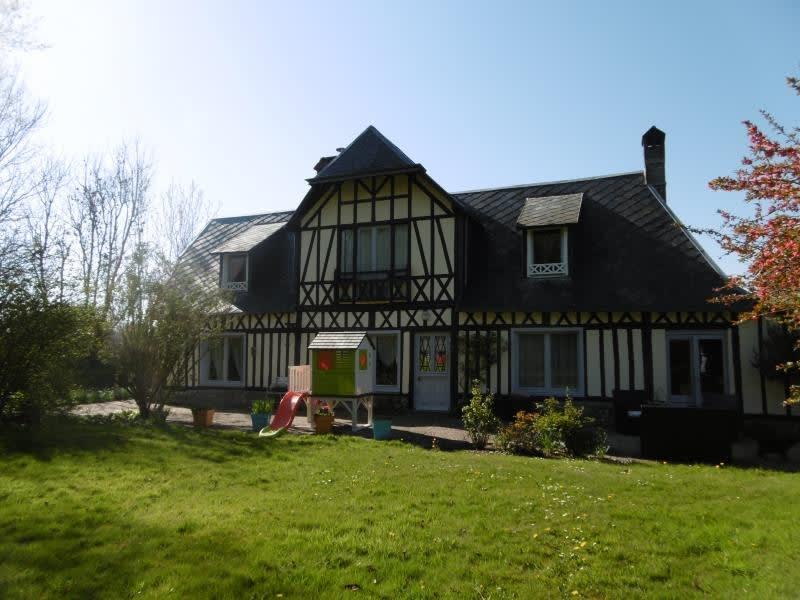 Vente maison / villa Normanville 252000€ - Photo 1