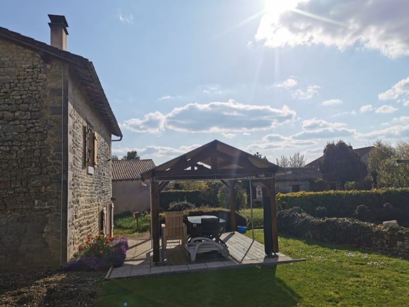 Vente maison / villa Pamproux 131 000€ - Photo 5