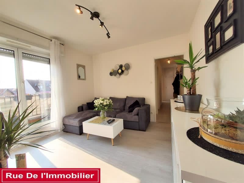 Sale apartment Schweighouse sur moder 125 000€ - Picture 1