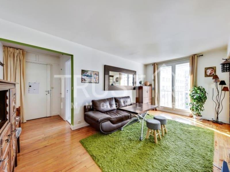 Vente appartement Paris 15ème 546000€ - Photo 1