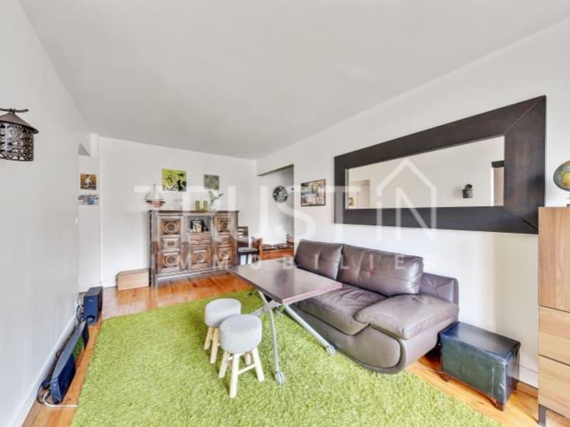 Vente appartement Paris 15ème 546000€ - Photo 4
