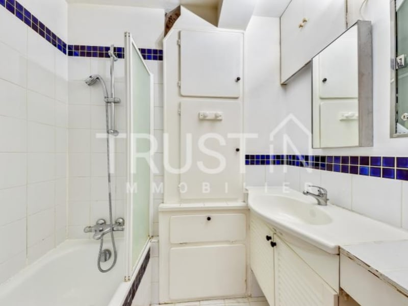 Vente appartement Paris 15ème 546000€ - Photo 9