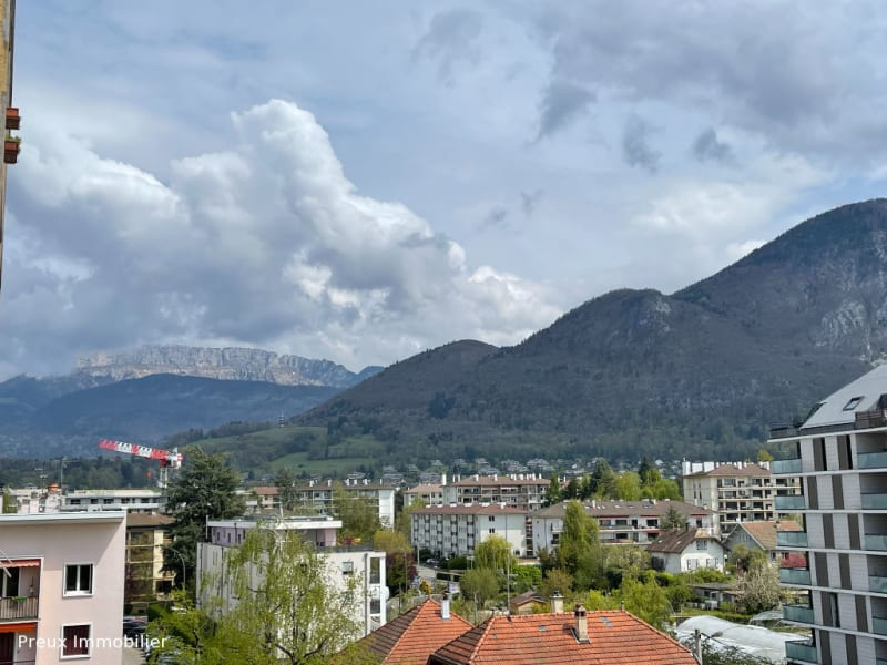 Sale apartment Annecy 320 000€ - Picture 1