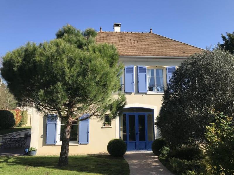 Revenda residencial de prestígio casa Villennes sur seine 1395000€ - Fotografia 1