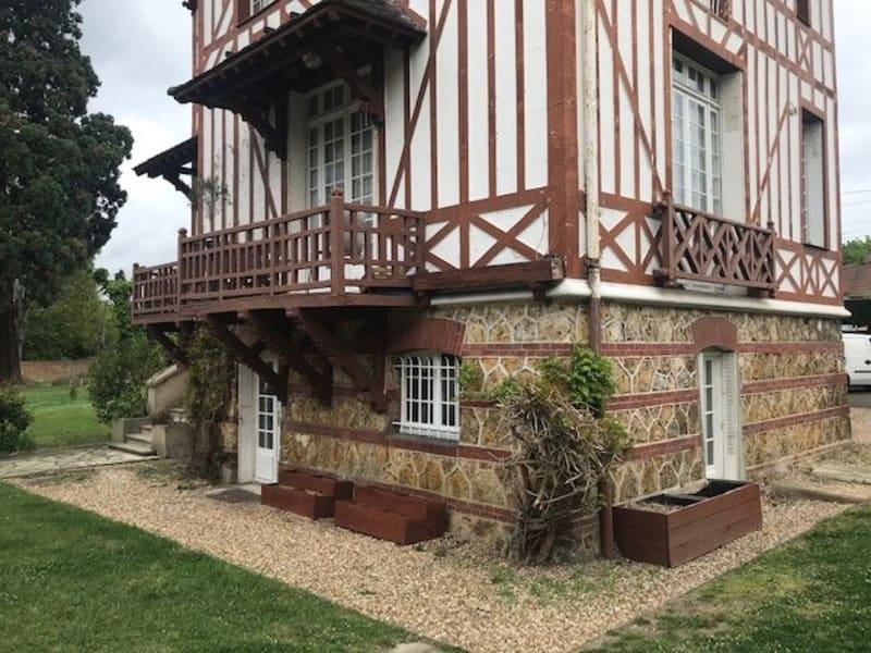 Rental apartment Villennes sur seine 1250€ CC - Picture 1