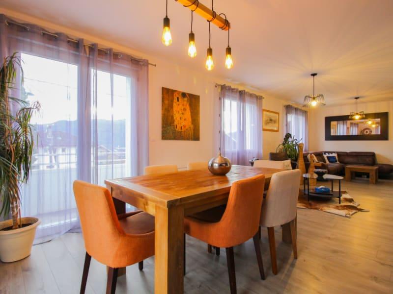 Sale house / villa Aix les bains 625000€ - Picture 1
