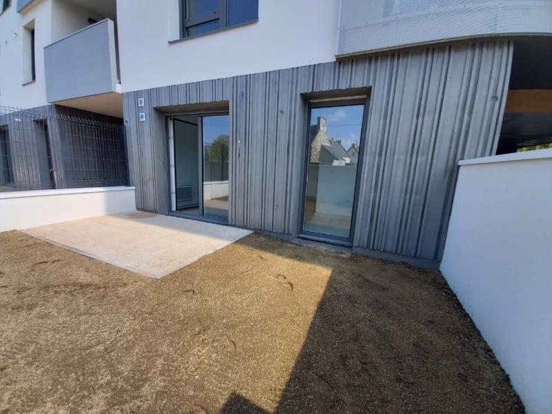 Rental apartment Saint malo 418,61€ CC - Picture 1