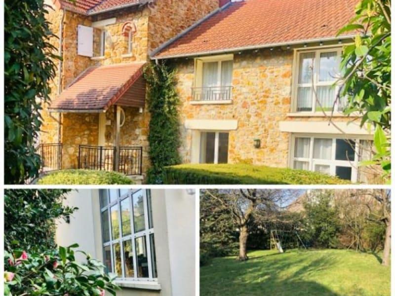 Sale house / villa St cloud 2880000€ - Picture 1
