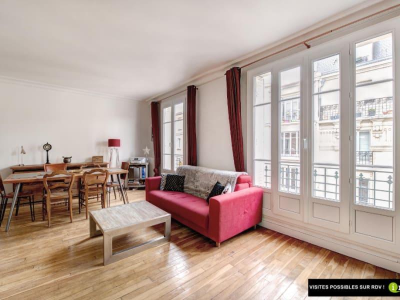 Sale apartment Courbevoie 569000€ - Picture 2