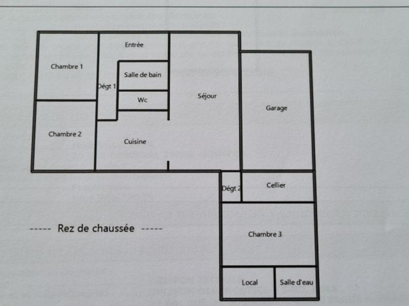 Sale house / villa Quimper 217300€ - Picture 7
