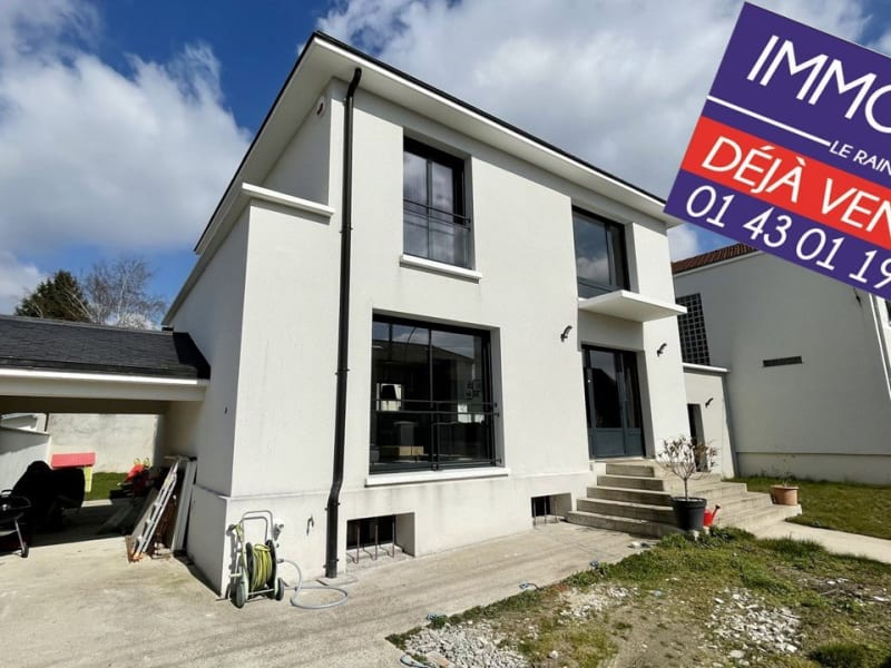 Vente maison / villa Le raincy 698000€ - Photo 1