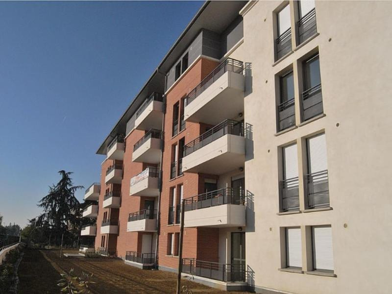 Rental apartment Toulouse 594€ CC - Picture 8