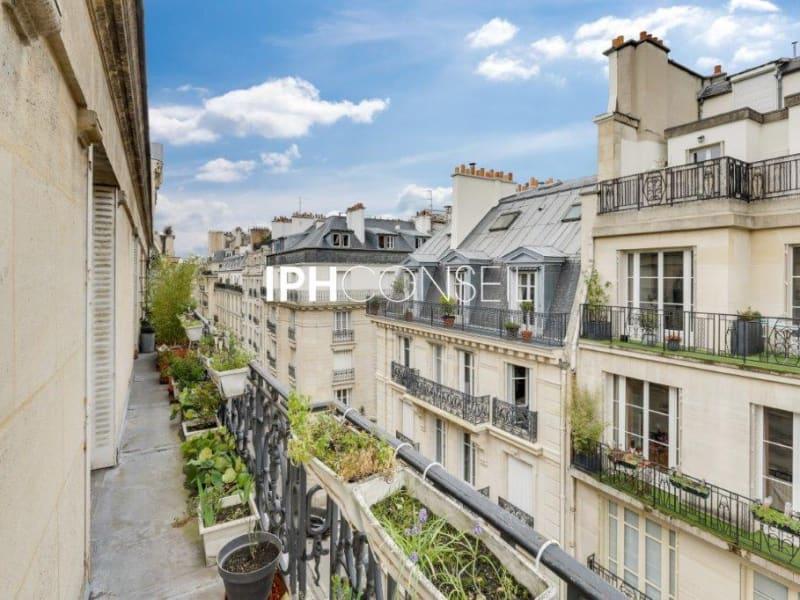 Sale apartment Paris 16ème 2090000€ - Picture 1