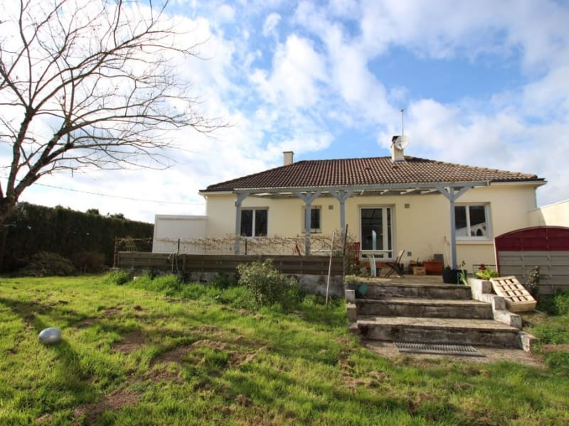 Vente maison / villa Pont st martin 279500€ - Photo 1