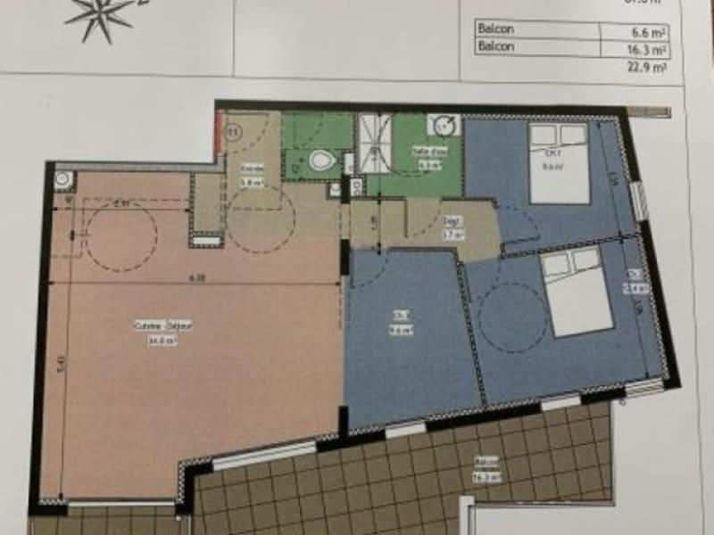 Sale apartment Gap 269000€ - Picture 1