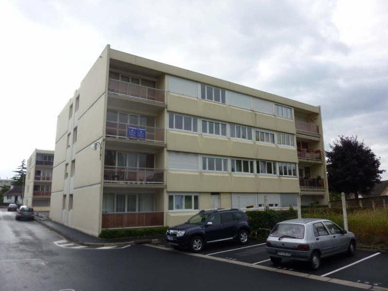 Rental apartment Caen 315,55€ CC - Picture 1